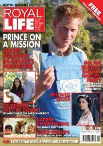 Prince Harry to Attend Landmine Free World 2025 Reception