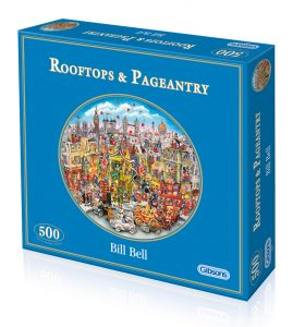 G3050 Rooftops & Pageantry Box