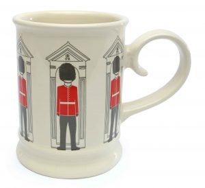 Majestic Cream - The Royal Guardsman Mug HR