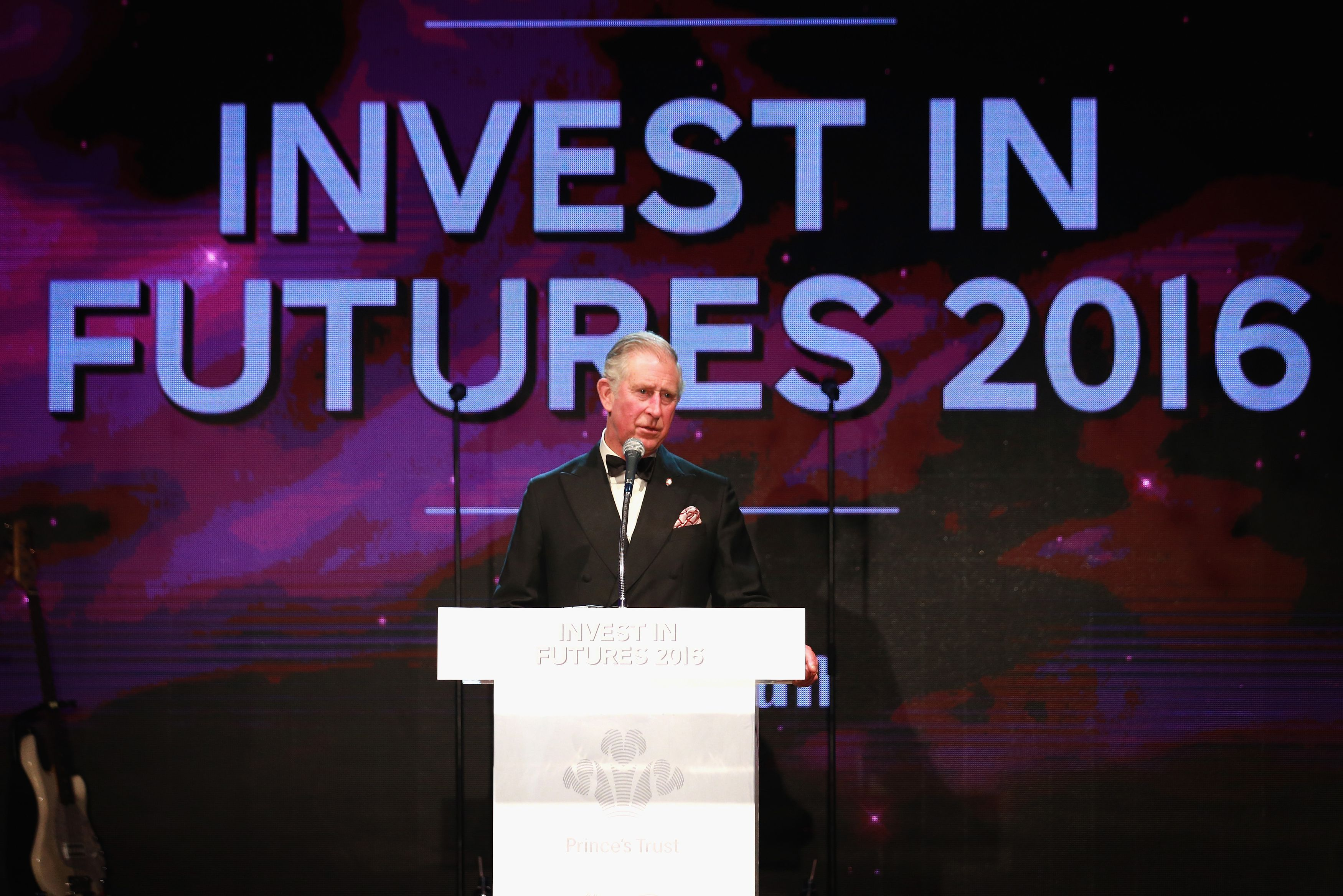 Prince's Trust Invest in Futures Gala