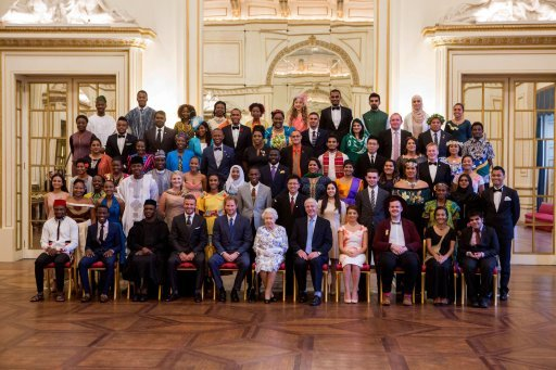 The Queen's Young Leaders Awards 2016