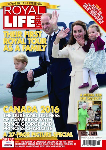 Royal Life Magazine - Issue 26