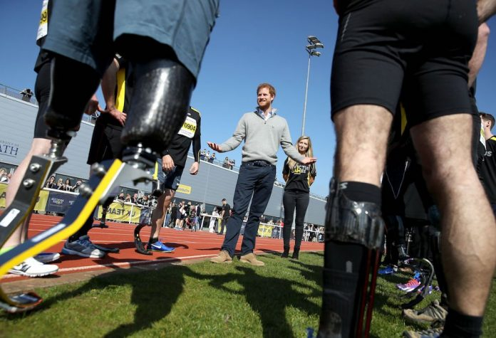Prince Harry To Attend Invictus Games UK Team Launch