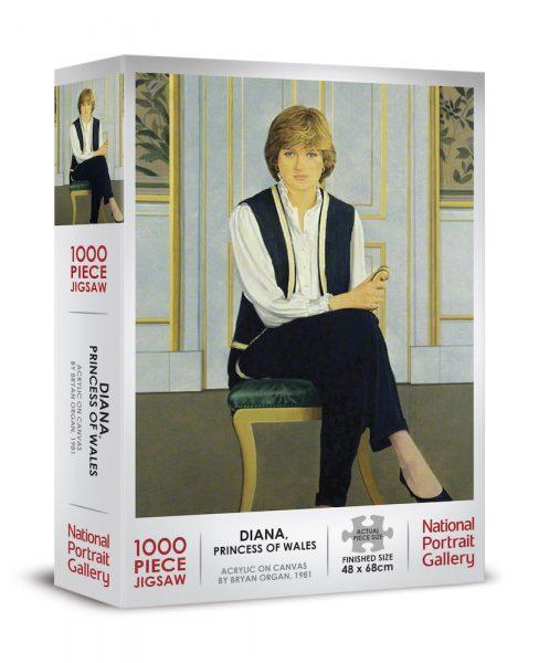 Diana, Princess of Wales – 1000 Piece Puzzle