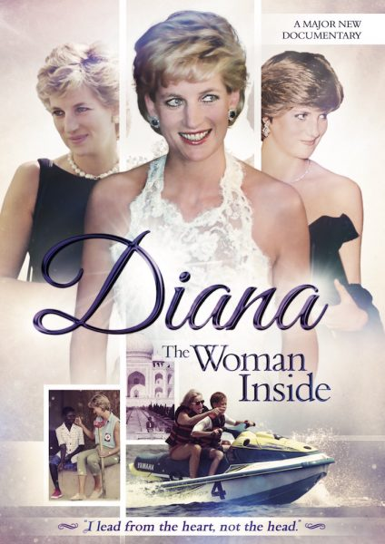 Diana - The Woman Inside Cover LR