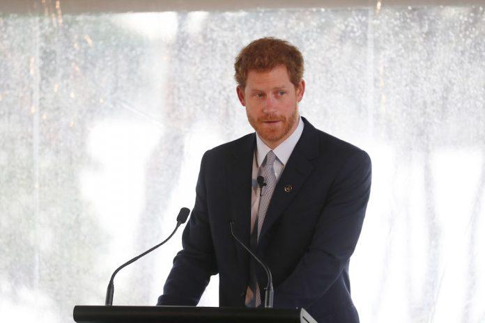 Prince Harry Visits Northern Ireland
