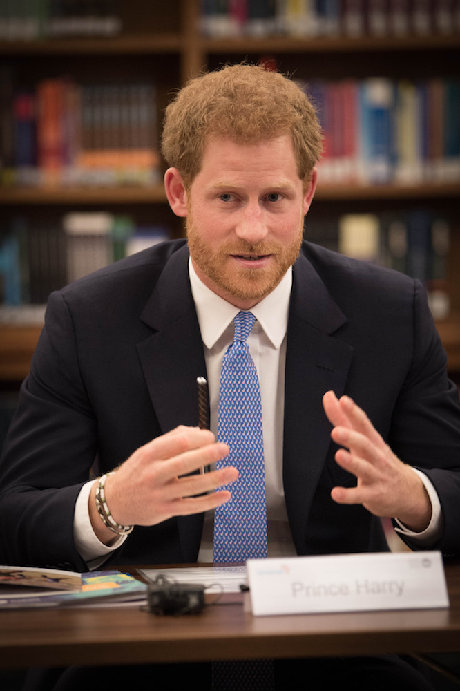 Prince Harry to Visit Suffolk