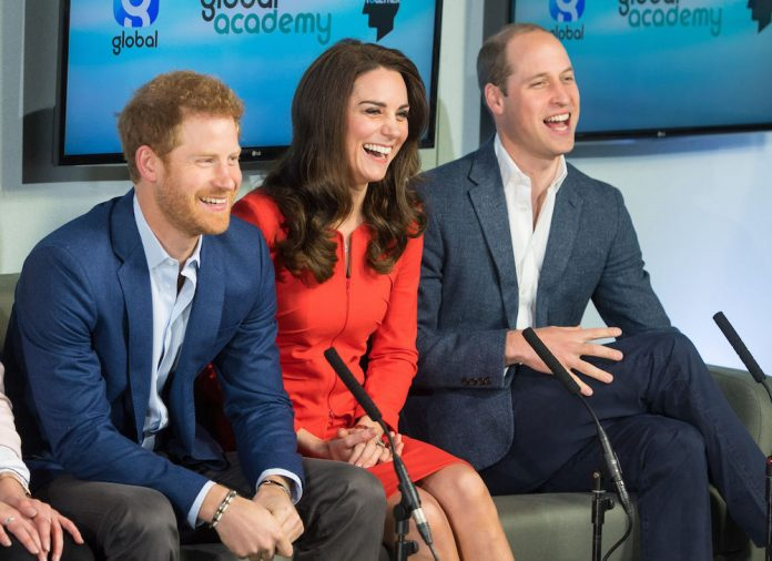 New Engagements for Duke and Duchess and Prince Harry