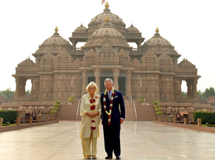 Prince Charles and Camilla to Visit Singapore, Malaysia and India