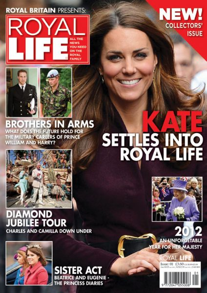 Royal Life Magazine Issue 1