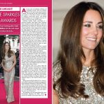 Back In The Limelight- Catherine Sparkles at the Tusk Awards