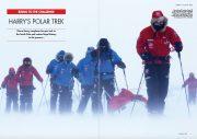 Rising To The Challenge- Harry's Polar Trek