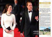 Royal Festive Plans- The CambridgesAt Christmas