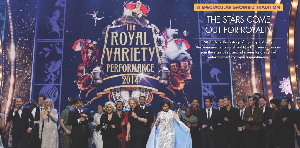 Royal Variety Performance - By Royal Command
