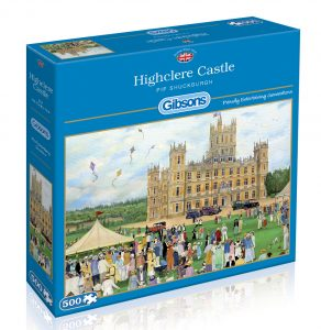 G3072 Highclere Castle box