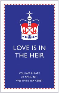 Love is in the Heir Blue