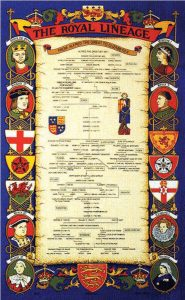 Royal Lineage Tea Towel RGB