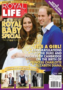 Royal Life Magazine Baby Special Issue 16