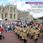 Order of the Garter Service