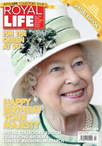 Royal Life Magazine Queen @ 90
