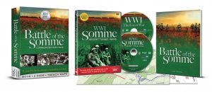 Battle Of The Somme Commemoration Pack [2 DVDs, Book and Maps]