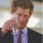 Postcard - Prince Harry