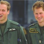 Postcard - Princes William and Harry