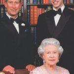 Postcard - Royal Family