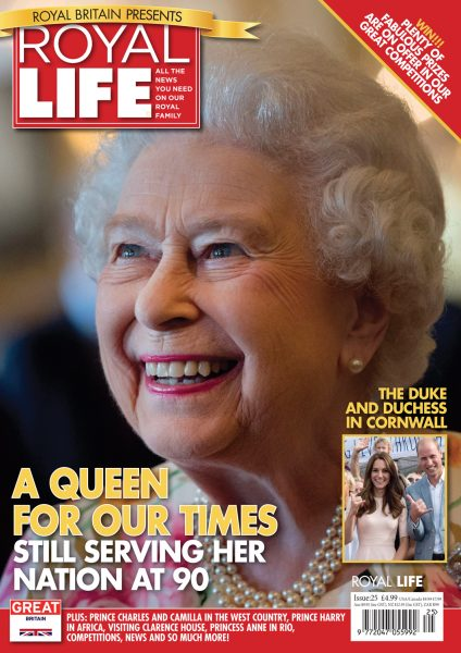 Royal Life Magazine - Issue 25