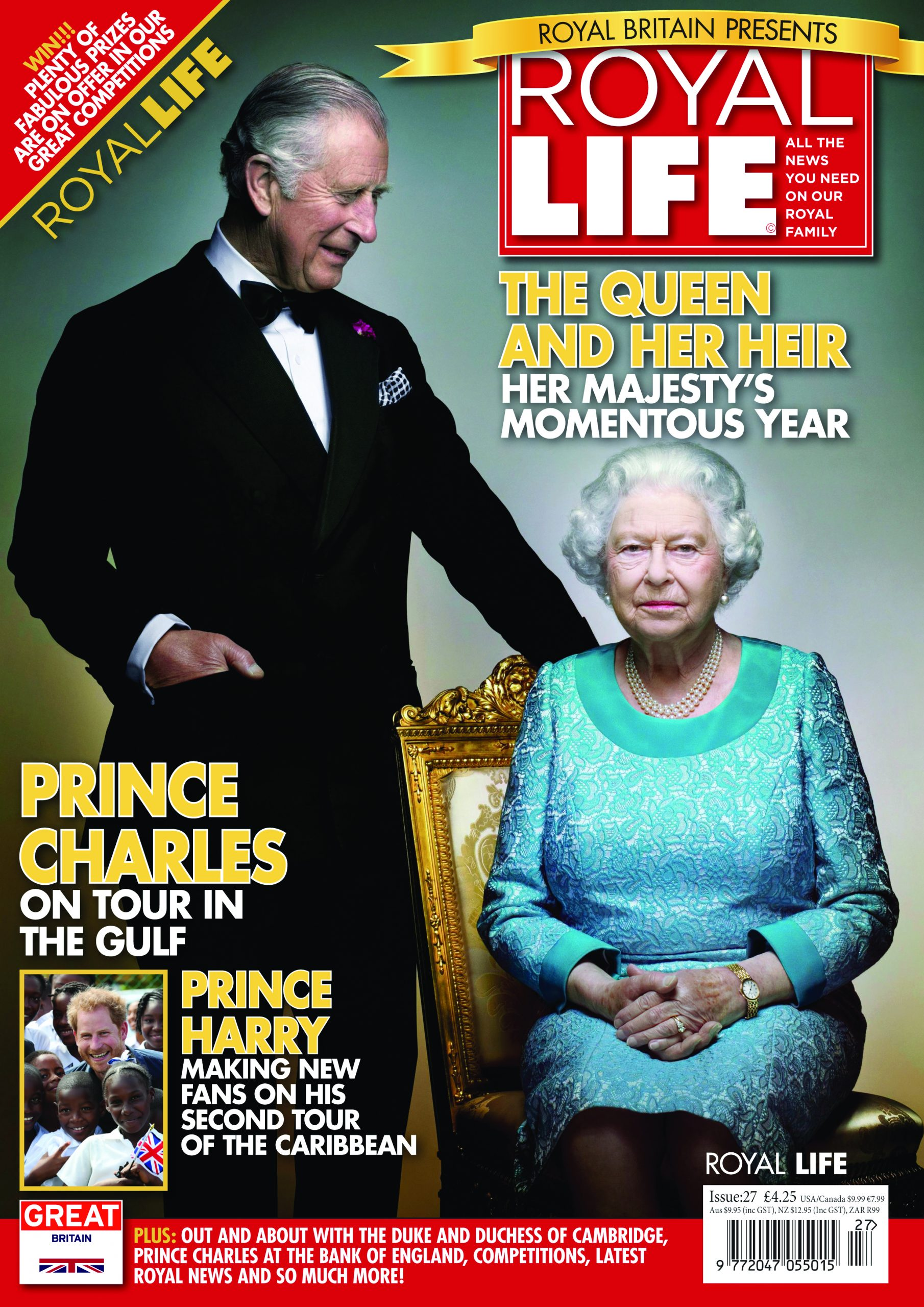 Royal Life Magazine - Issue 27