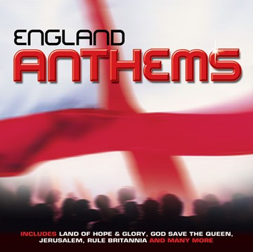 England Anthems [CD]