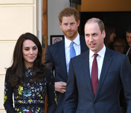 Royals Attend Heads Together Event