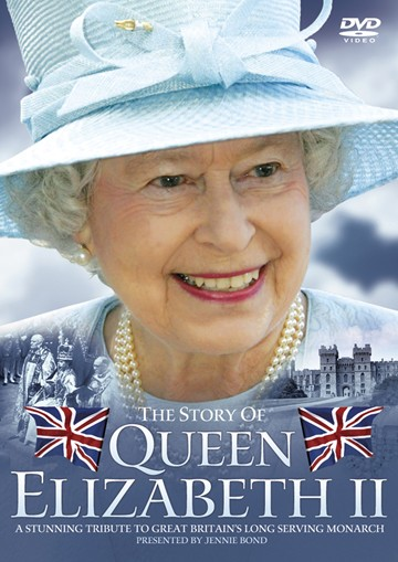 The Queen - The Story Of Queen Elizabeth II DVD