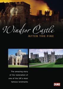 Windsor Castle: After The Fire [DVD]