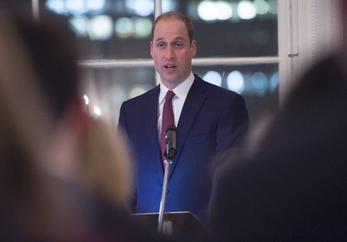 A Speech by The Duke of Cambridge at The Guild of Health Writers Conference