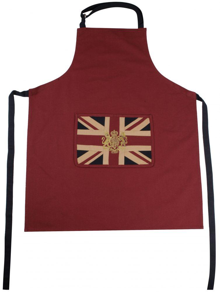 Royal Crest-Vintage Apron
