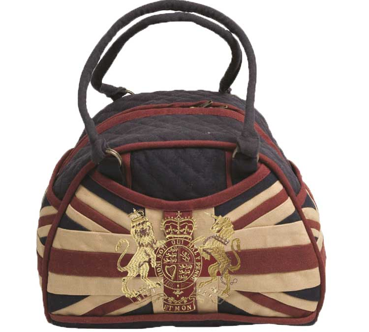 Royal Crest-Vintage Milano Bag