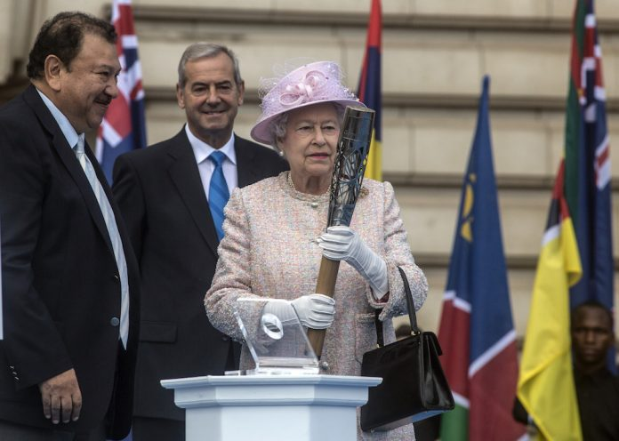 The Queen, accompanied by The Duke of Edinburgh and The Earl of Wessex, will Launch The Queen's Baton Relay for the XXI Commonwealth Games