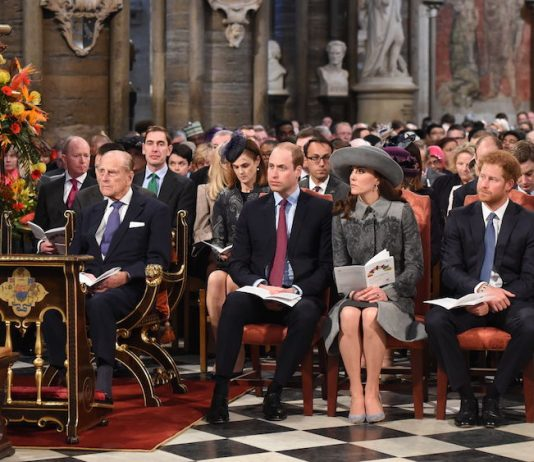 Commonwealth Day service