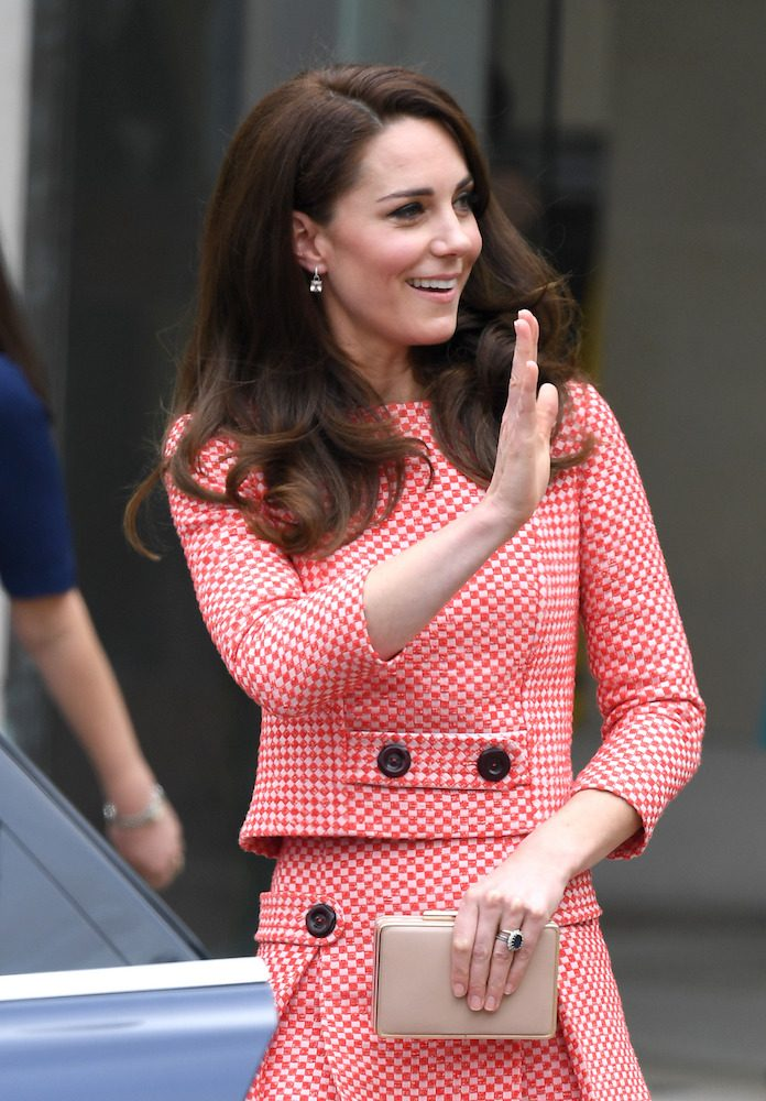 Duchess of Cambridge to Visit Luxembourg