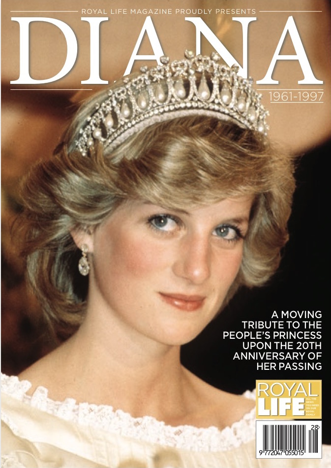 Royal Life proudly presents Diana