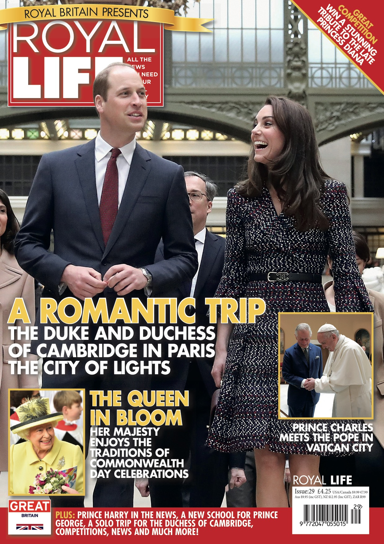 Royal Life Magazine - Issue 29
