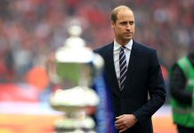 The Duke of Cambridge Will Attend The FA Cup Final