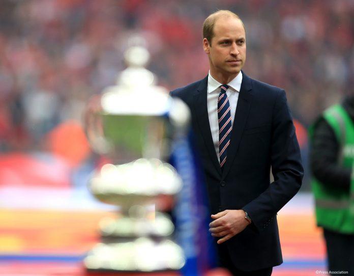 The Duke of Cambridge Will Attend The FA Cup Final