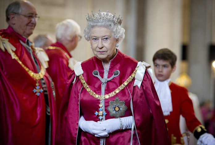 Queen And Duke To Mark Order Of The British Empire Centenary