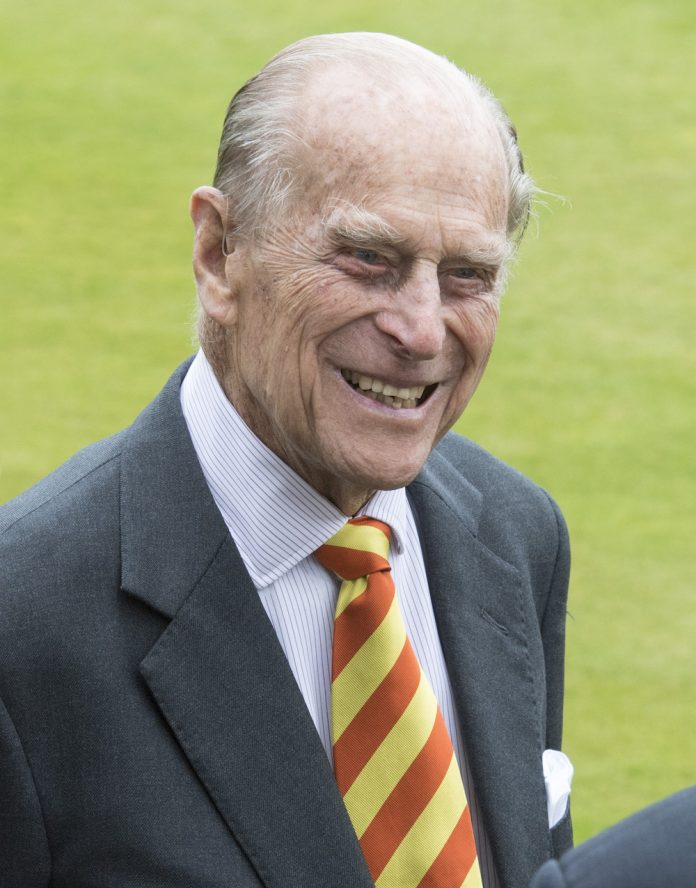 Duke of Edinburgh – Planned Admittance to Hospital