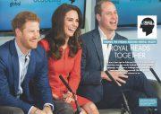 Ending The Stigma Around Mental Health: Royal Heads Together