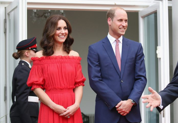 THE DUKE AND DUCHESS OF CAMBRIDGE'S TOUR OF SWEDEN AND NORWAY