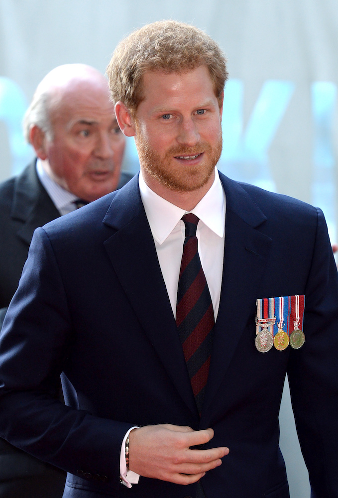 Prince Harry to Deliver Keynote Speech at Veterans' Mental Health Conference