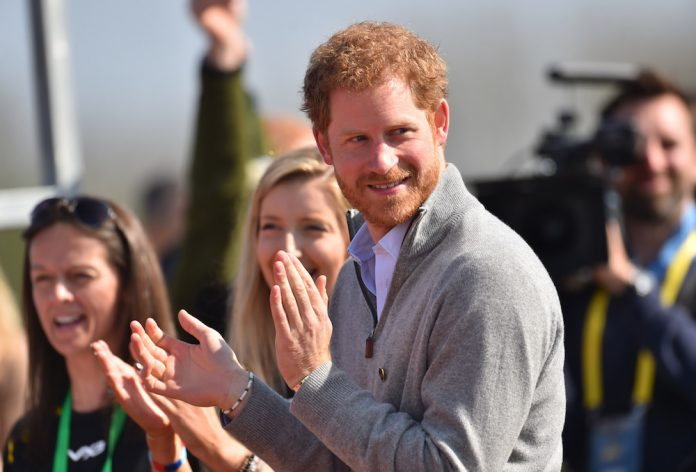Prince Harry To Visit Wilderness Foundation